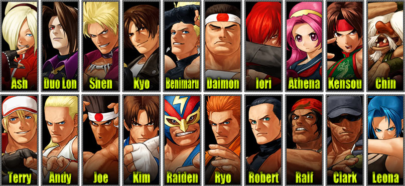 Patch 1 01 For King Of Fighters Xii Released Ps3 Playstation